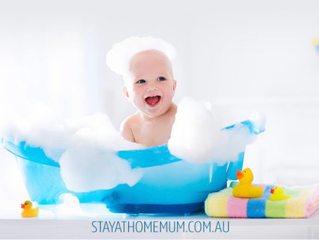 Water Sensory Play for Babies