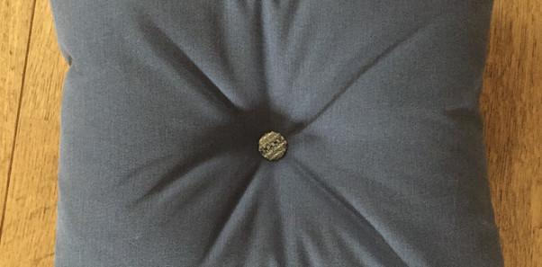 Deep Buttoned Cushion