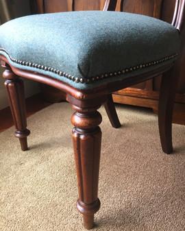 Balloon Back Chair Restoration