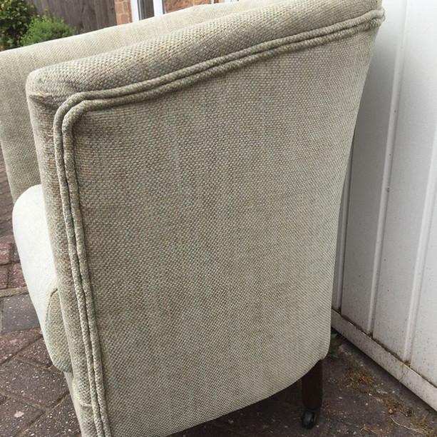 Tub Chair Restoration