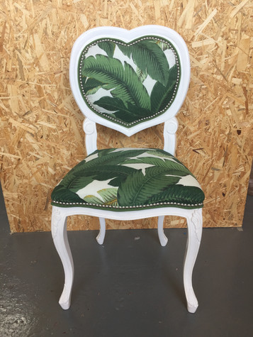 Vanity Chair Restoration