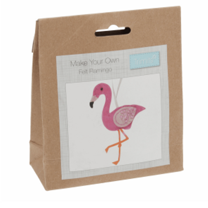Felt Kits: Flamingo