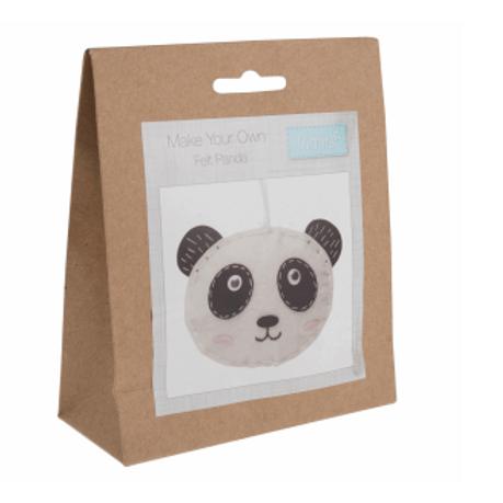 Felt Kits: Panda