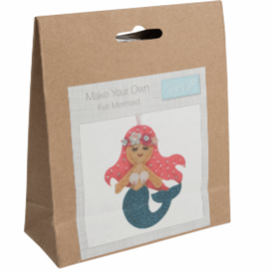 Felt Kits: Mermaid
