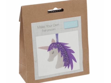 Felt Kits: Unicorn