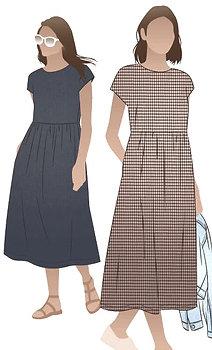 Beginners Dressmaking - Sat 23rd Oct 10am - 4.30/5pm