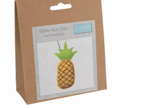 Felt Kits: Pineapple
