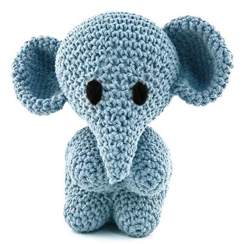 Hooked Crochet Kit