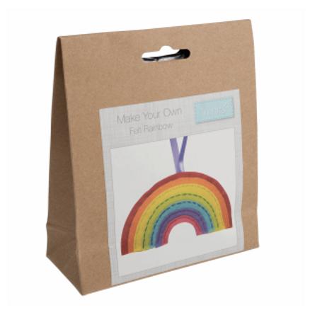 Felt Kits: Rainbow
