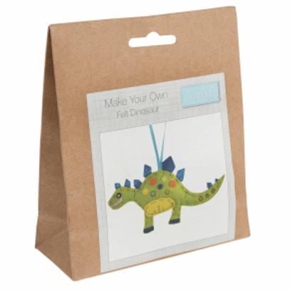 Felt Kits: Dinosaur