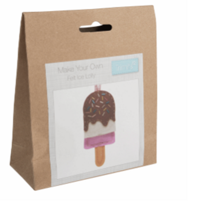 Felt Kits: Ice Lolly