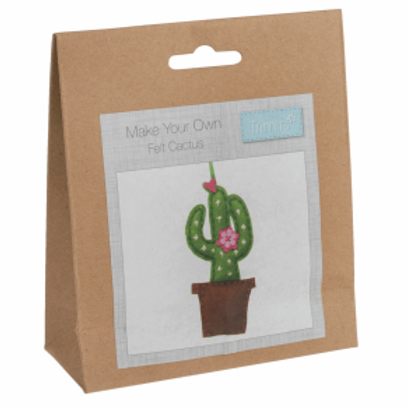 Felt Kits: Cactus