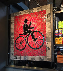 Ardmore, PA Mosaic Mural