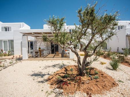 Quoi de neuf en 2018? Je pars en Grèce pour une semaine de bien-être et de yoga!