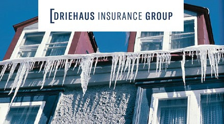 Ice Dams - A winter headache you can avoid!