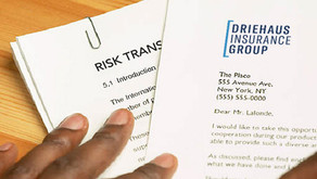 Certificates of Insurance - Risk Transfer Tool