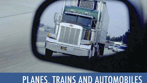 Planes, trains and automobiles - Transit Insurance