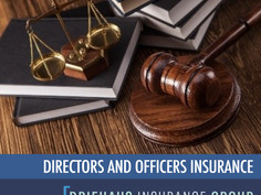 Directors and Officers Insurance - Why you need to know!