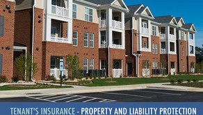 Tenant's Insurance - Property and Liability protection you need