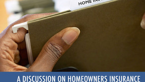 What's in the form? A discussion on Homeowners Insurance