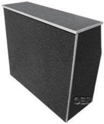 4ft Laminate Foldable Bar   (Color: Granite)