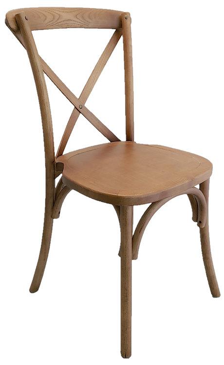 Crossback Chair-Medium Natural