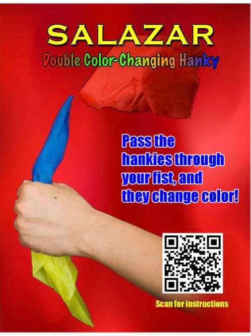 Double Color Changing Hanky