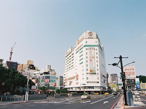 Taiwan thru film