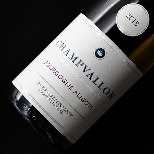 Domaine de Champvallon - Aligoté 2017 - Bourgogne