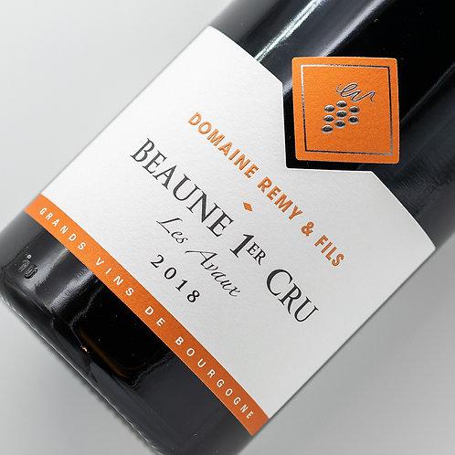 "Beaune 1ier Cru ""Les Avaux"" 2018 - Domaine Joël Rémy"