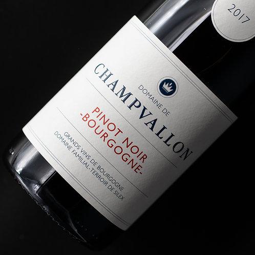Domaine de Champvallon - Pinot Noir - Bourgogne