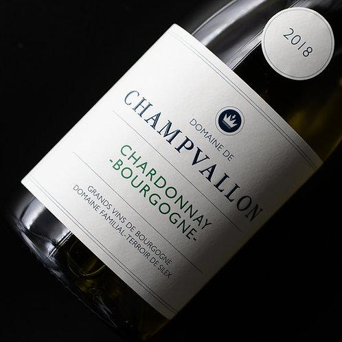 Domaine de Champvallon - Chardonnay 2018 - Bourgogne