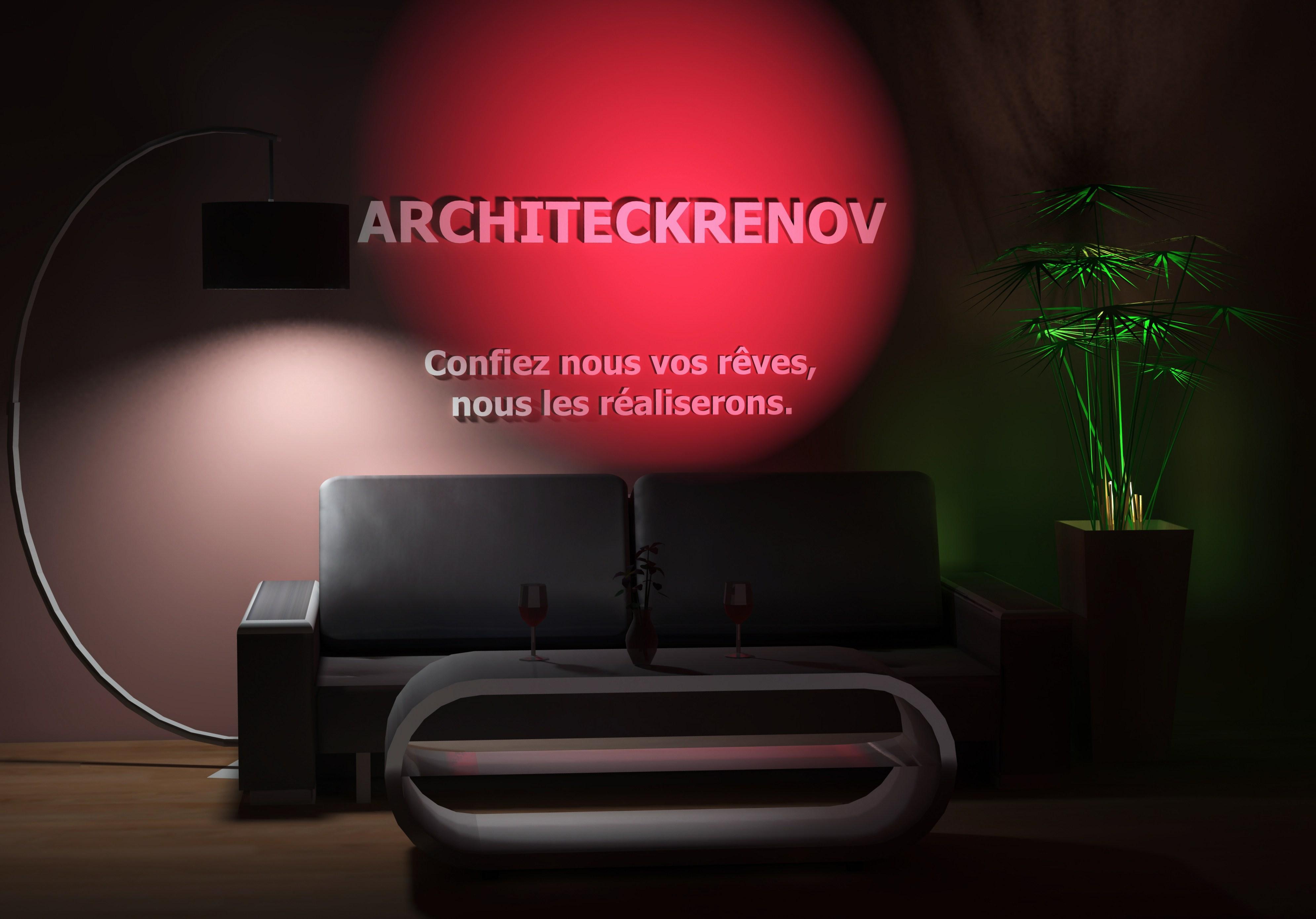 architeckrenov architecte d int rieur nice. Black Bedroom Furniture Sets. Home Design Ideas