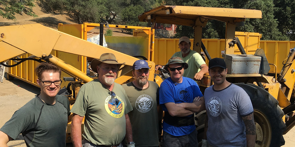 Canyon Cleanup