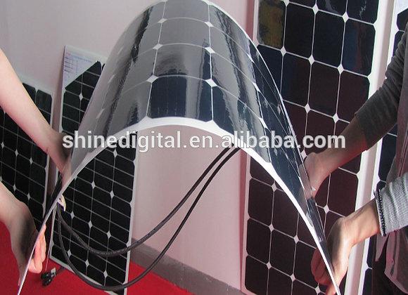 Solarpanel semiflexibel / amorph 110Watt Leistung