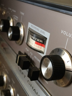Wollensak tape machine