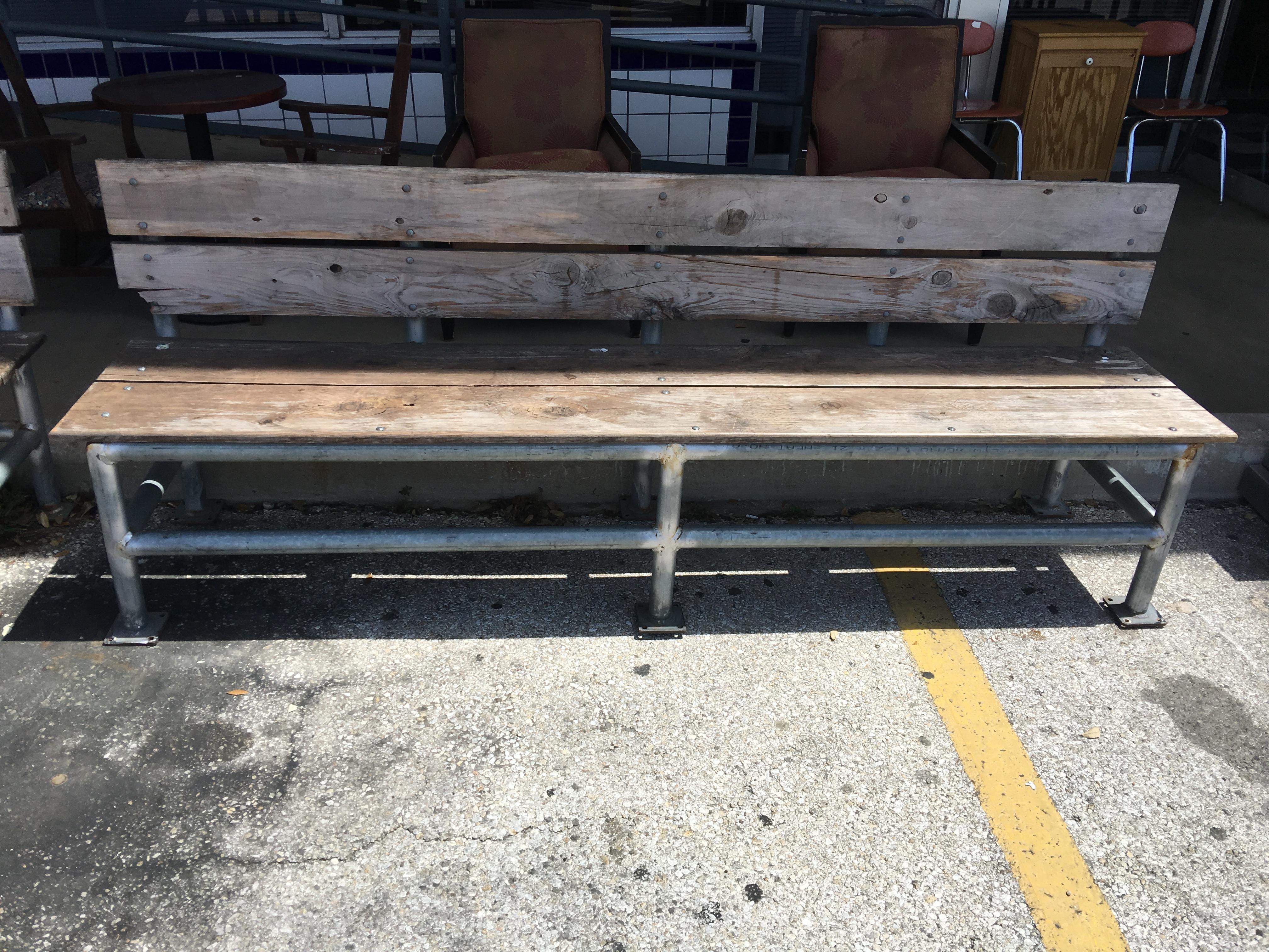 Large Bench