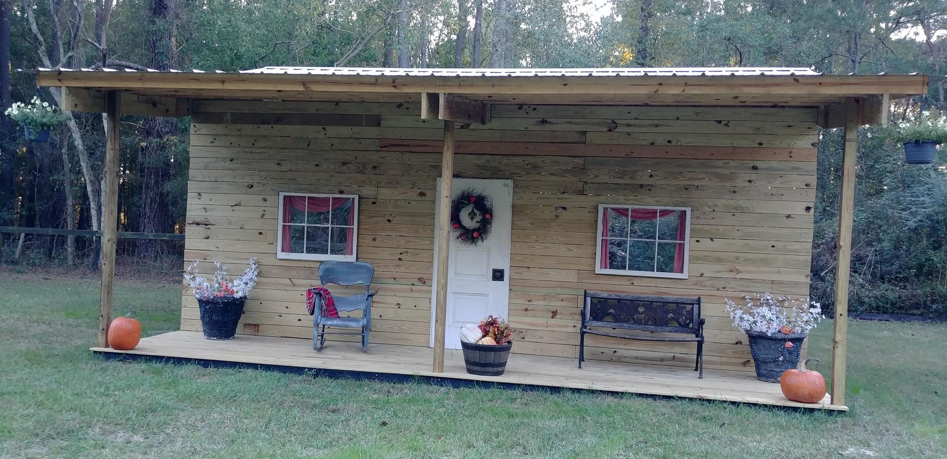 Farmhouse Setup