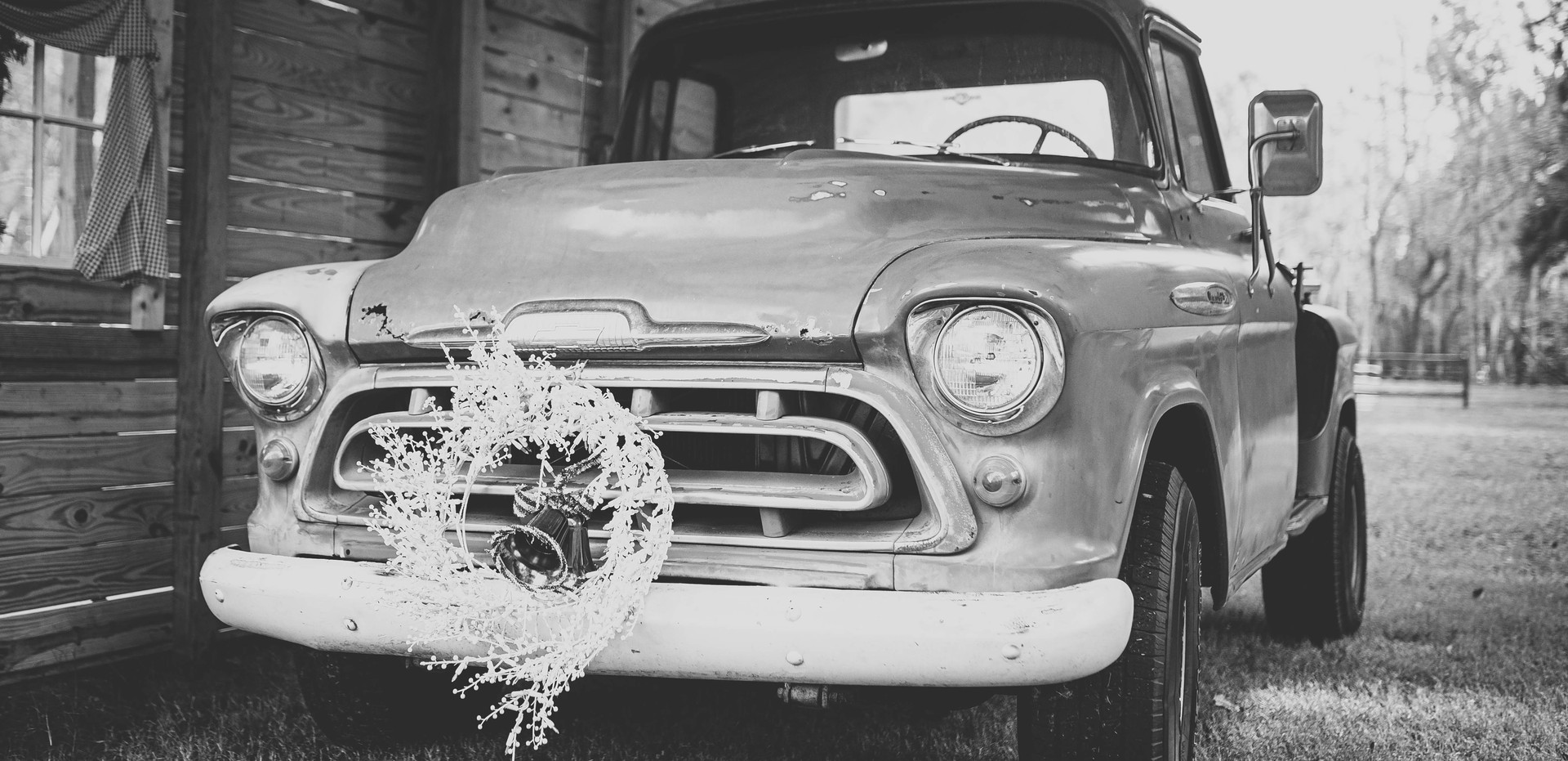 Our 1957 pickup truck