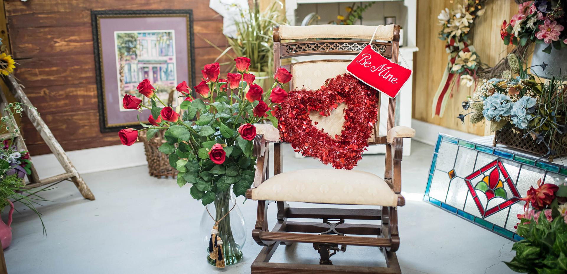 The Savannah Florist Room (or Flower Room)