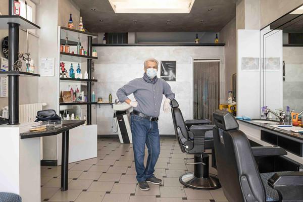 GERARDO _ barbiere