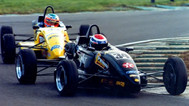 British Formula Ford Team JLR