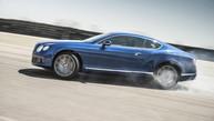 Bentley GT Speed Commercial