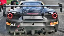 Ferrari Challange Car