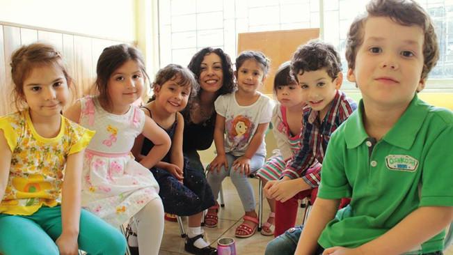 Programa de la Clase de niños