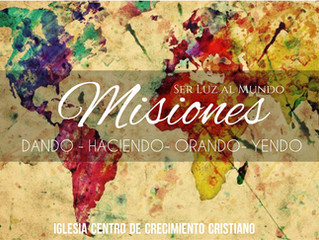 Conciencia Misionera Mundial