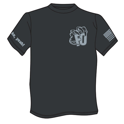 Fly Offroad T-Shirt, Black