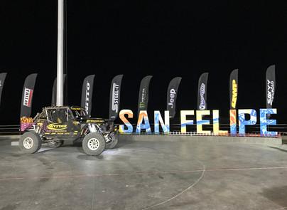 PGR Finishes King of Baja
