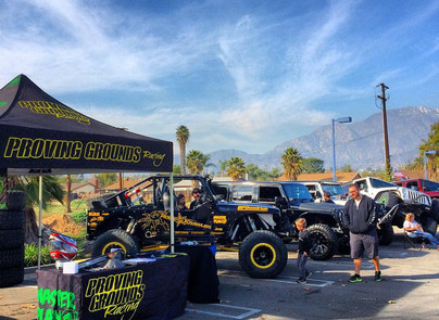 Proving Grounds Jeep Meet