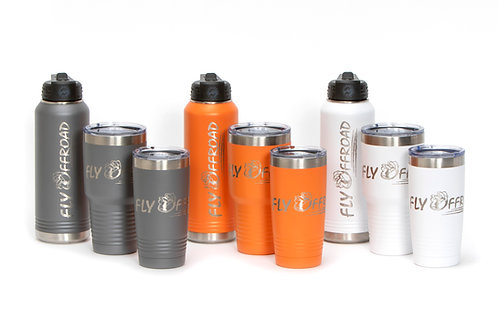 Fly Offroad Insulated Water Bottle
